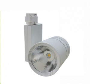 Led railspot 10 Watt warm wit