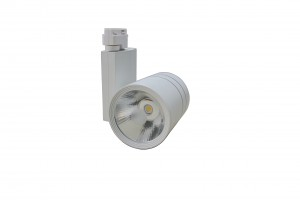 Led railspot 20 Watt warm wit