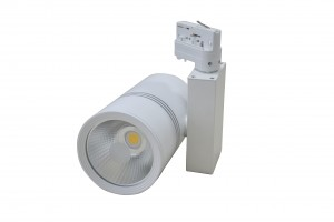Led railspot 30 Watt warm wit