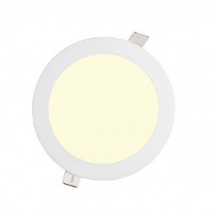 Led downlight inbouw 240mm 3000K (24W) Basic