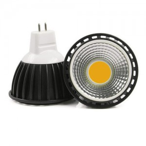 Led spot MR16 2700K/warm wit