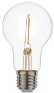Led filament E27 bulb warm wit 1W (A60)