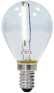 Led filament E14 kogellamp warm wit 1W (G45)