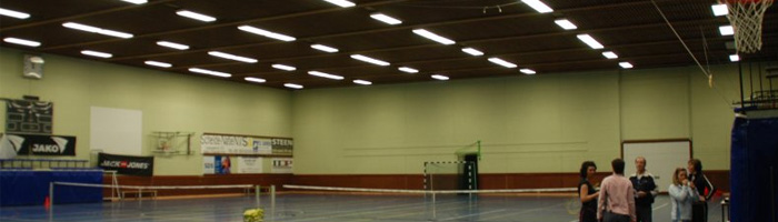 Led sportverlichting